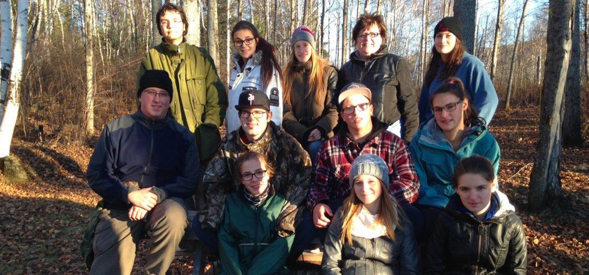 Un camping pour des jeunes, par des jeunes
