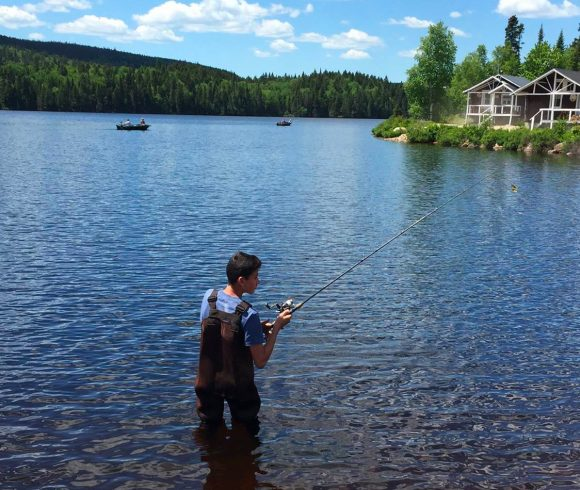 S'instruire, pêcher, se passionner