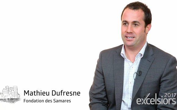La Fondation finaliste aux Excelsiors 2017